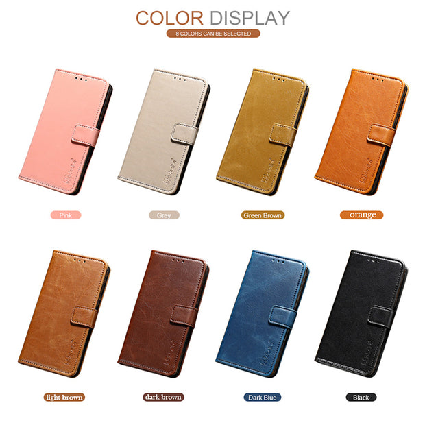 AKABEILA PU Leather Cases For Oppo A33 PU Cover For Oppo A33T Flip Case For Oppo Neo 7 Case Covers For Oppo A33 Back Cover