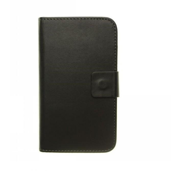 size 40 8d8ff 4e98a Black PU Leather Wallet Cover Case For LG Google Nexus 4 E960 With Book  Style Case Free