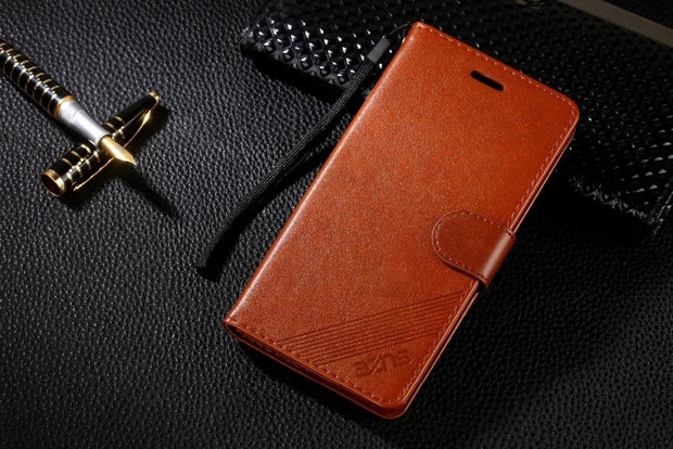 "Case For OPPO Neo 7 A33 5.0"" Luxury Wallet Leather Case Stand Flip Card Hold Phone Cover Bags For OPPO A33"