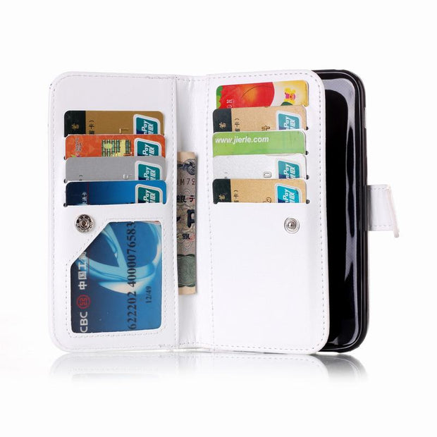 Case For Samsung Galaxy A5 2017 A520 A520F DS A520F/DS SM-A520 SM-A520F SM-A520F/DS Flip Wallet Card Slot Phone Leather Cover