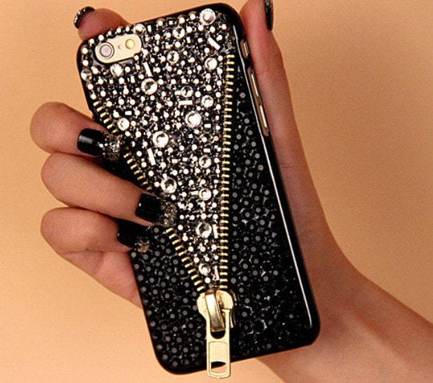 Bling zipper 1