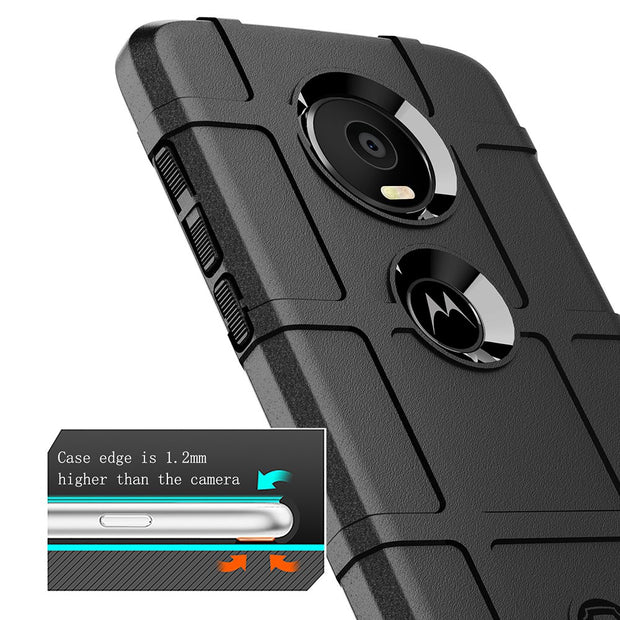Cover Case For Motorola Moto Z4 Play Z4Play Celular Matte Covers Soft Anti Knock Phone Bags Cases For Motorola Moto Z4 Play ZGAR