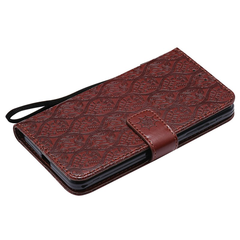 Cover For Nokia N650 Case 3D Embossing PU Leather Wallet Flip Phone Holder For Nokia N650 Silicone Back Cover Nokia N 650 Cases