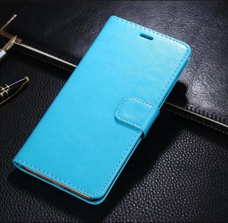 "DIYABEI For Huawei Nova 2 PU Leather Back Cover Case For Huawei Nova 2 5.0"" Case Flip Protective Phone Case"