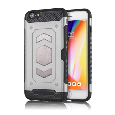 Fashion Car Magnetic Etui For Coque IPhone 8Plus Case IPhone6 6S 7 8 Plus Cover Card Slot For IPHONE 6Plus Case IPhone 7Plus