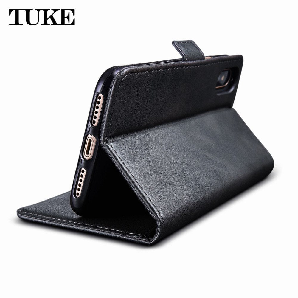 Flip Leather Case Fundas For Huawei Y5 2017 Wallet Phone Case For Huawei Y5 2017