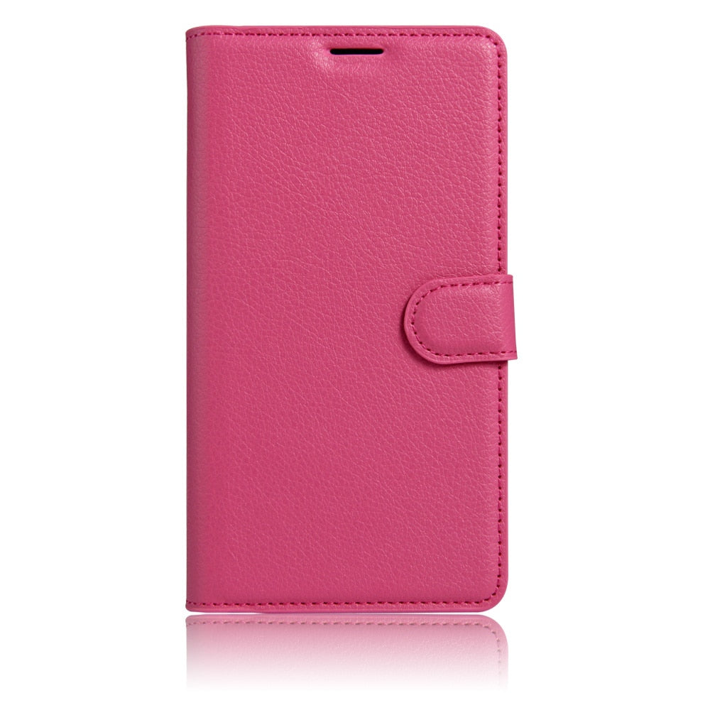 Flip PU Leather Wallet Case For IPhone 7 7 Plus 8 8 Plus Heavy Duty Protection Phone Bag Back Cover Shell With Kickstand