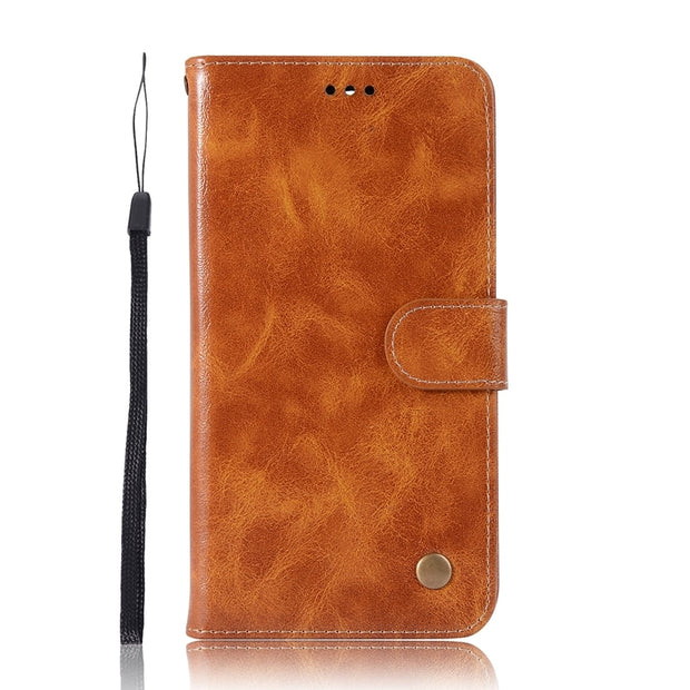 For Asus ZC600KL Case Luxury Soft TPU & Leather Wallet Flip Phone Cases Cover For Asus Zenfone 5 Lite ZC600KL Etui Capinha