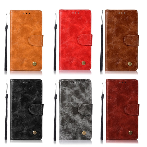 For Asus ZE550KL Case Luxury Soft TPU & Leather Wallet Flip Phone Cases Cover For Asus Zenfone 2 Laser ZE550KL Etui Capinha