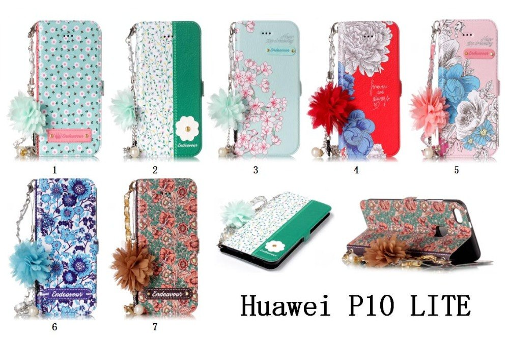 For Huawei P10 Lite Case 2017 Flip Leather Coque For Huawei P9 Lite Wallet Book Cover For Hawei P10Lite Phone Cases Matte Skin