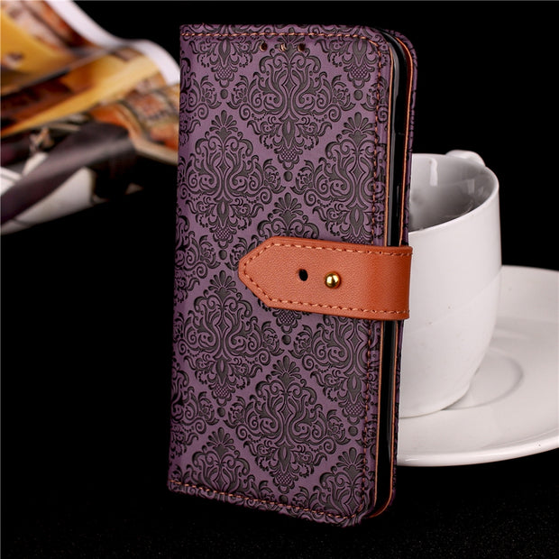For Huawei P8 Lite Case Luxury Leather Wallet For Phone Case Huawei P8 Lite Cover Funda For Huawei P8lite Capinha Hawei Huawey