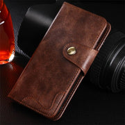 For Meizu MX4 Case Cover Luxury Riveting Leather Wallet Flip Case For Meizu MX4 Pro Phone Bag Fundas With Kickstand