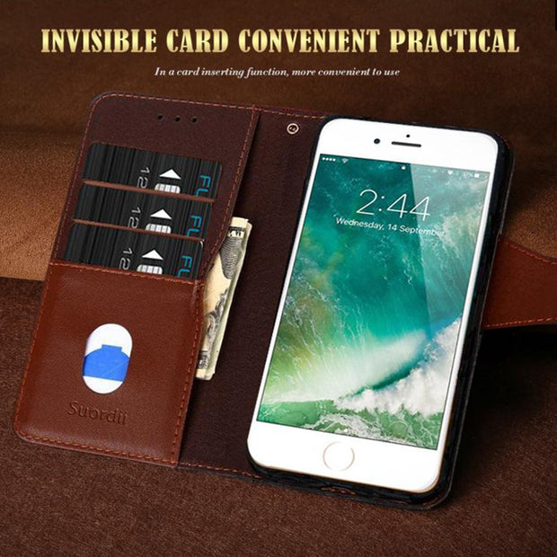 For Motorola Moto C Plus XT1723 XT1724 Case Cover 5.0 Inch New Rivet Wallet Leather Phone Case For Moto C Plus Back Bag