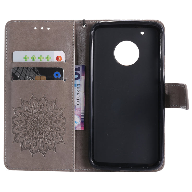 For Motorola Moto G5 Plus Phone Case Wallet Flip Luxury Leather Full Protection For Motorola G5 Plus Case Silicone Back Cover