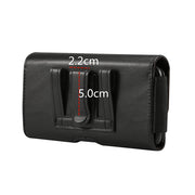 For Motorola Moto M X4 Case Horizontal Belt Clip Waist Bags Card Holder Pouch Cover For Motorola Moto Z Fore X Style Z Z2 Play