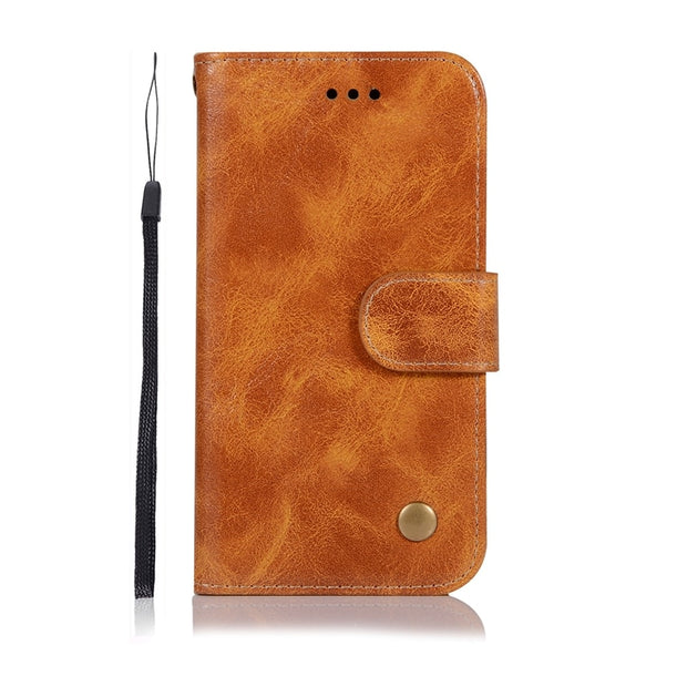 For Nokia 1 Case Luxury Soft TPU & Leather Wallet Flip Phone Cases Cover For Nokia 1 Nokia1 Etui Capinha