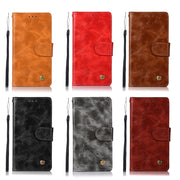 For Nokia X6 Case Luxury Soft TPU & Leather Wallet Flip Phone Cases Cover For Nokia X6 NokiaX6 X 6 Etui Capinha