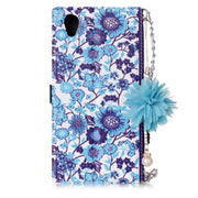 For Sony Xperia L1 Case Sony Xperia L1 Cover Wallet Filp PU Leather Back Cover Phone Case For Sony Xperia L1 Luxury Flower Case
