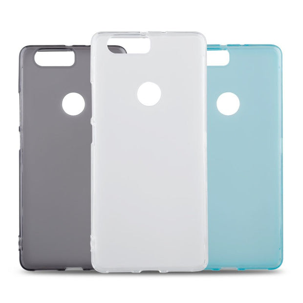 For Zte Nubia Z17 5.5 Case Cover Ultrathin Soft TPU Clear Protective Cover For ZTE Nubia Z17 Nx563j Phone Case