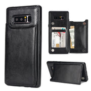 HAISSKY Retro Leather Case For Samsung Note 8 Flip Back Cover Wallet Case For Samsung Note 8 Coque Capa