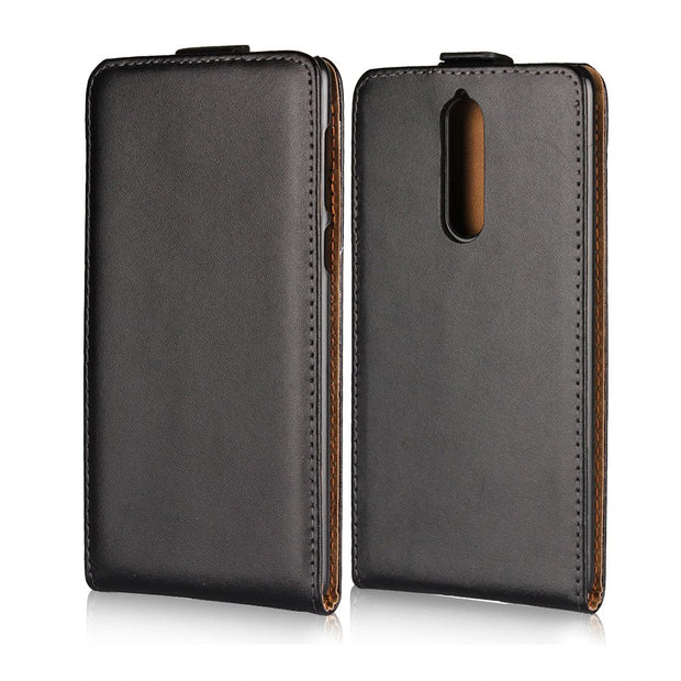 Hot! For Nokia 8 Phone Case New Luxury Protective Flip Up And Down Leather Cover Case For Nokia 8 Nokia8 Phone Bag
