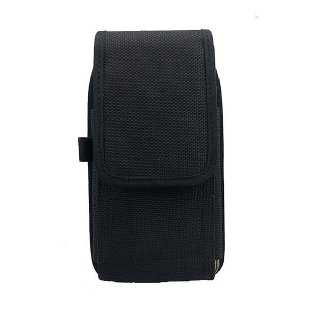 JINSERTA Vertical Nylon Pouch Belt Loop Holster Protective Case For Samsung Galaxy S7 S6 S5 Edge Huawei P7 P8 Honor 8