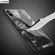 Lavaza William Moseley Tempered Glass TPU Case For IPhone XS MAX XR X 8 7 6 6S Plus