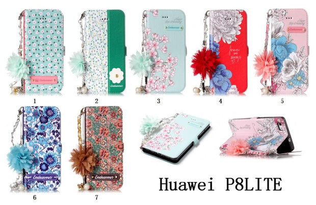 Leather Wallet Bag For Coque Huawei P10 Lite Case Flip Cover For Huwawei P8 Lite 2017 P9 Lite Stand Phone Cases Capinha