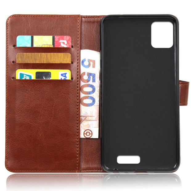 Luxury Leather Case For Hisense T50 Flip Cover Housing Cases For Hisense T 50 Phone Case Covers Phone Bags Shell Fundas