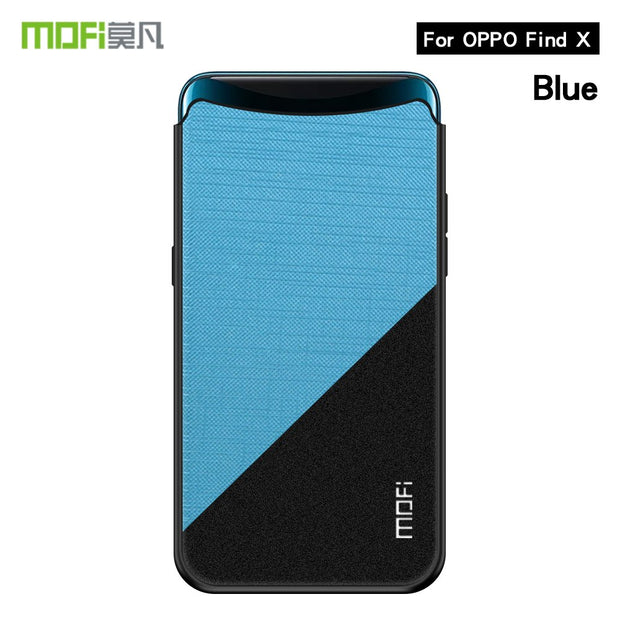 Original MOFi Case For OPPO Find X Cover Phone Cases Full Protection Back Cover For OPPO Find X Case