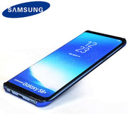 Original Samsung S8 Case For Samsung Galaxy S8 G950 S8 Plus G955 Shockproof Transparent Back Ultra-thin Clear Cover Hard Shell