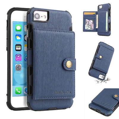 Phone Case For Iphone XS MAX XR X 10 Iphone 6 7plus PU Leather Shockproof Cover For Iphone 7 8 6s 6 S Plus Iphone 8 Flip Cases