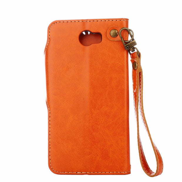 Phone Leather Cover For Huawei Y5 2 Y 5 2 CUN L21 U29 L01 Wallet Flip Case For Huawei Y5 Y 5 Ll Y5ll CUN-L21 CUN-U29 CUN-L01