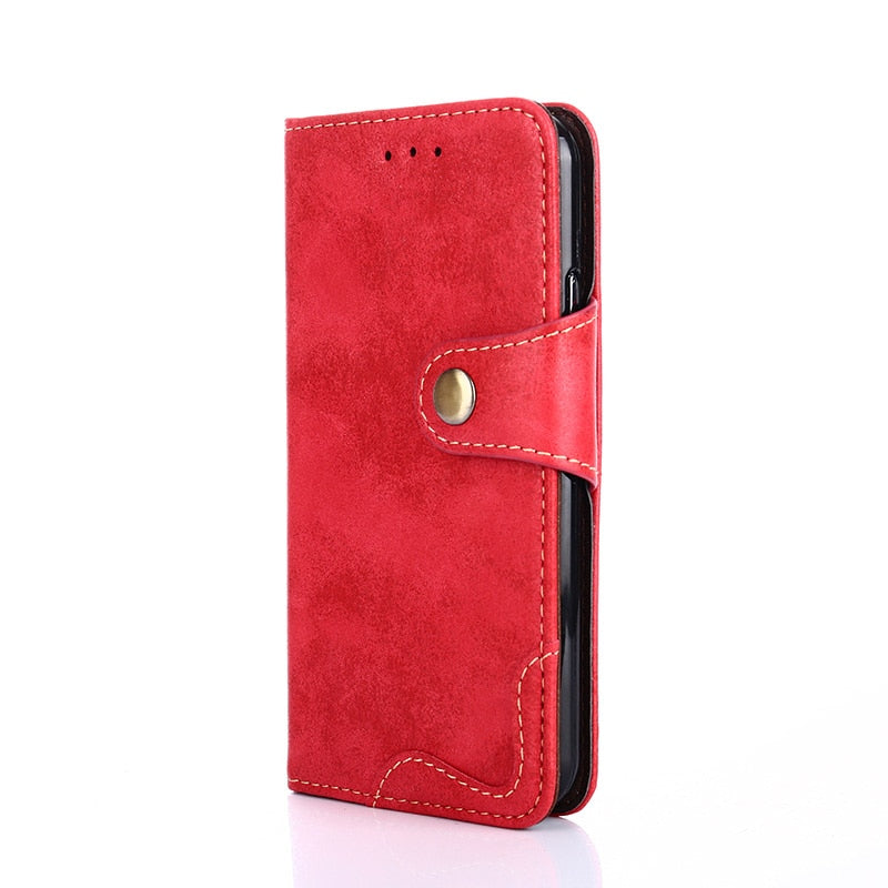 Phone Wallet Case For Xiaomi Mi Mix2 Mix2S Mix3 Pocophone F1 Leather Cover Bags Card Holder Flip Phone Coque