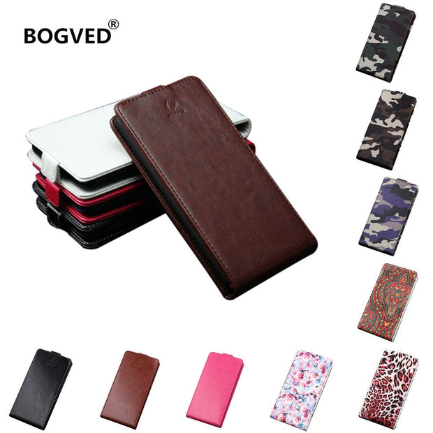 Phone Case For Microsoft Nokia 6 TA-1000 Leather Case Flip Cover Cases For Nokia6 TA 1000 Phone Bags PU Capas Back Protection