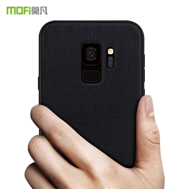 S9 Plus Case For Samsung S8 Case Cover Shockproof Men Business Back Cover For Samsung Galaxy S8 Case Capa Galaxy S9 Plus Cases