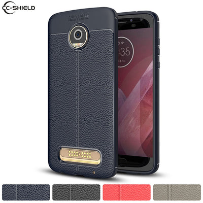 Silicone Case For Motorola Moto Z2 Play XT1710 Z2Play Albus Fitted Case TPU Phone Cover For Moto Z 2 Play XT 1710 Leather Cases