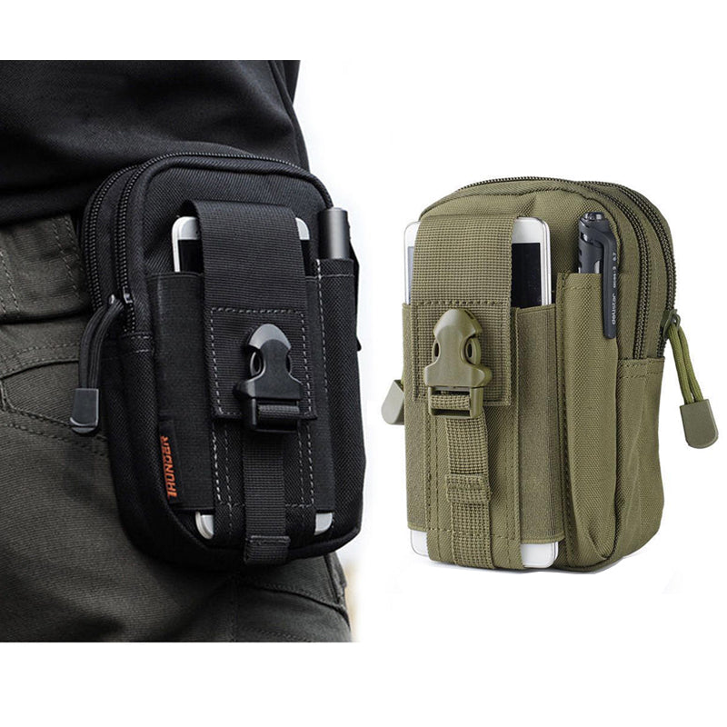 Sport Molle Tactical Waist Bag Men Outdoor Casual Pack Mobile Phone Case For Samsung Galaxy S6 S7 Edge S5 S4 Mini S3 Note 4 7