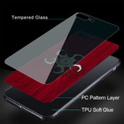WEBBEDEPP Rainbow Six Siege Tempered Glass Phone Case For Apple IPhone Xr Xs Max X Or 10 8 7 6 6S Plus 5 5S SE