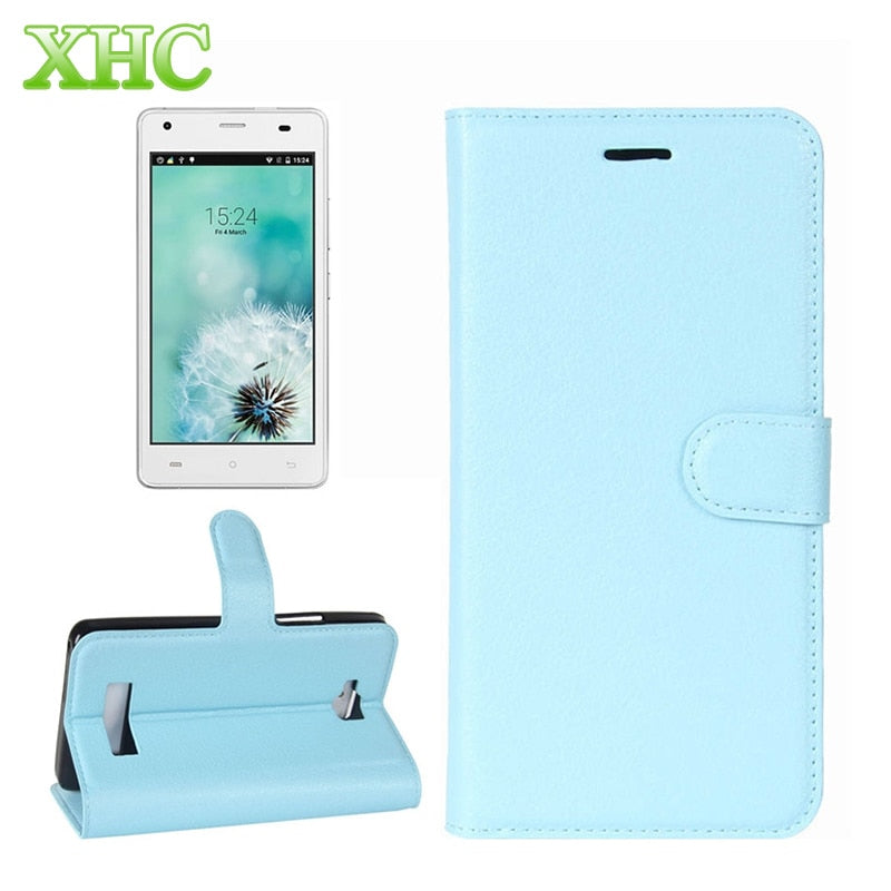 Wallet Case For Cubot Echo Cubot Max Mobile Phone Full Protector Covers Litchi Flip Leather Case With Holder Card Slots