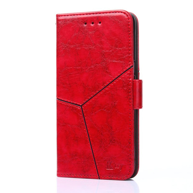 Wallet Case For OPPO F9 F9 Pro A7X A7 2018 Luxury Leather Magnet For OPPO F9 F9 Pro A7X A7 2018