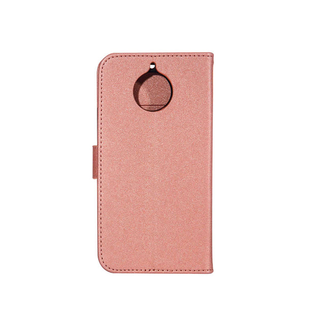 Wallet Magnet Flip Cover Leather Case For Coque Motorola Moto G6 Case For Moto G6 Plus Flower Shoes Glitter Smartphone Case
