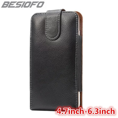 With 360 Degree Rotation Clip Cover Belt Waist Pouch Holster Vertical Phone Bag Case For OPPO F1 F3 F5 F7 7A R9 R9S R11 R15 R17