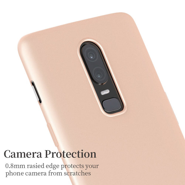 X-Level Guardian Soft Matte TPU Case For Oneplus 6 Scrub Back Cover For One Plus 6 Frosted Case Oneplus 6 Silicon Case Coque