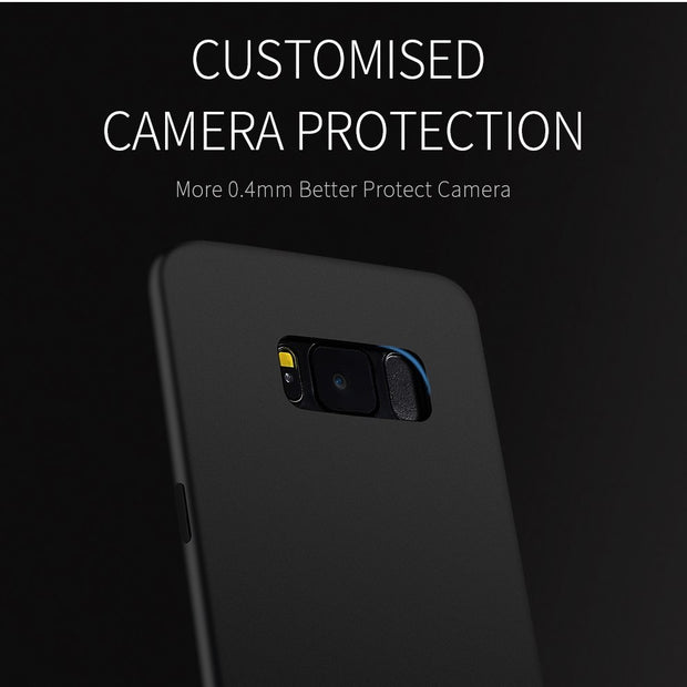 X-Level Guardian Soft Matte TPU Phone Back Case Scrub Back Coverfor Samsung Galaxy S8 S8 Plus S6 S7 Edge S8 S8plus Silicon Case