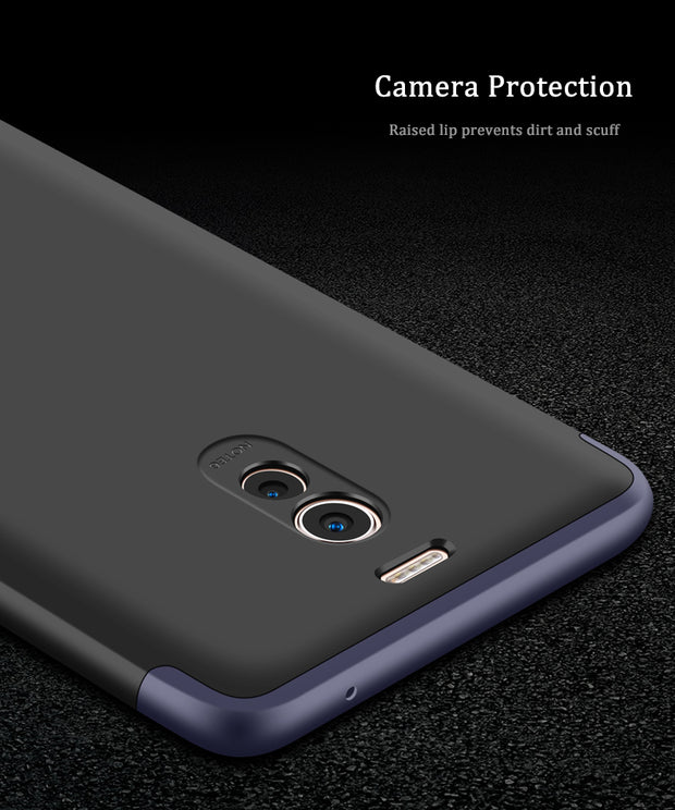Xinyada Case For Meizu Meilan Note 6 Note6 M6 Full Cover 360 Protection Coque Funda Shockproof Cases Shell Phone Bag