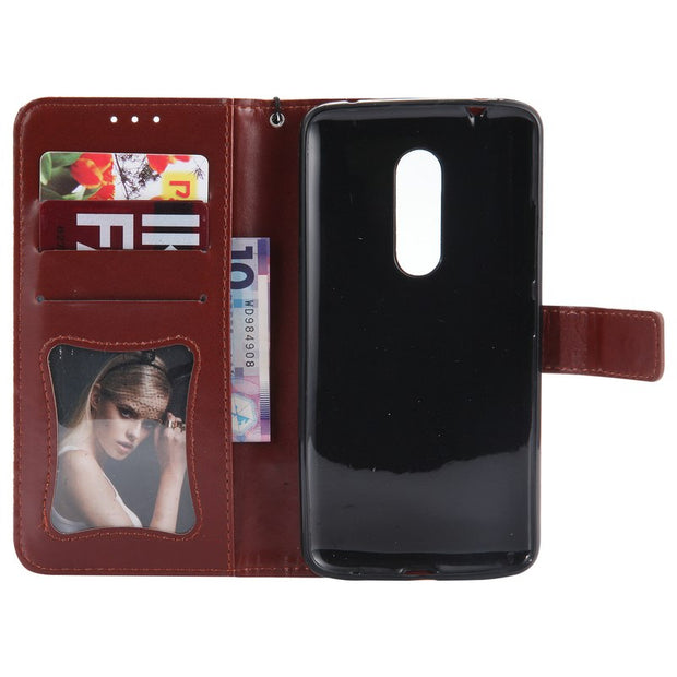 ZTE AXON 7 Case Luxury PU Leather Wallet Purse Flip Armor Stand For ZTE AXON 7 Cover Funda ZTE AXON7 Protection Phone Case
