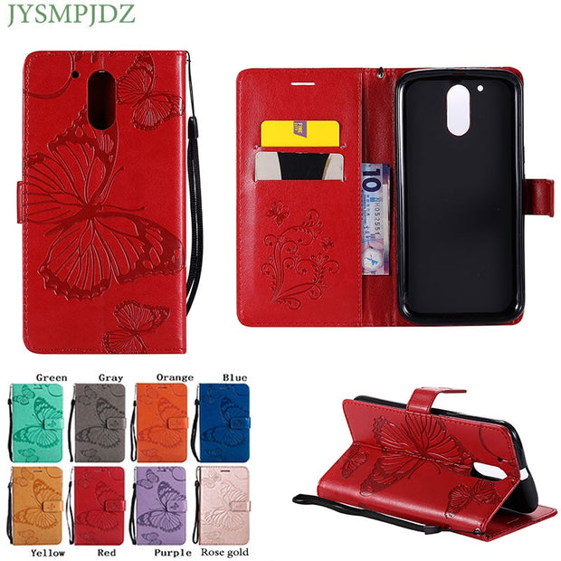 For Moto G 4 Case 4th Gen G4 XT1622 XT1625 For Motorola Moto G 4 Plus XT1640 XT1641 XT1642 XT1643 Case Phone Flip Leather Cover
