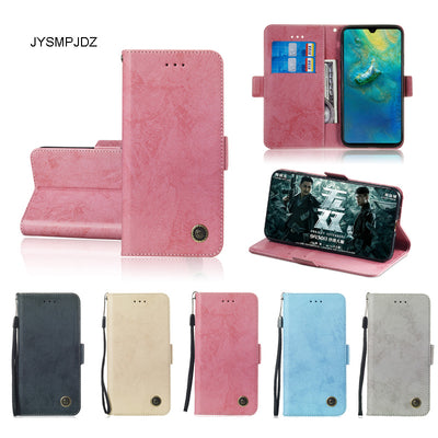 For Motorola Moto E5 Phone Case Flip XT1920DL XT1944-5 XT1944-6 XT1944-1 XT1944-2 XT1944-4 XT1944-3 Moto E5 Bag Wallet Cover