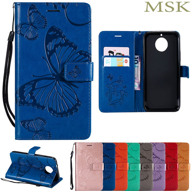 For Motorola Moto G5S Case XT1790 XT1791 XT1792 XT1793 For Motorola Moto G 5S Cases XT1795 XT1796 Flip Phone Leather Cover 5.2""